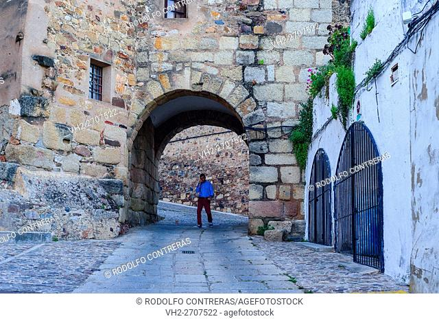Arch of Christ, Caceres