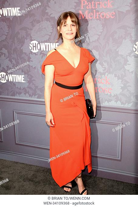 "Celebrities attend Premiere Red Carpet Event for SHOWTIME limited series ""PATRICK MELROSE"" at LINWOOD DUNN THEATER at the Pickford Center for Motion Picture..."