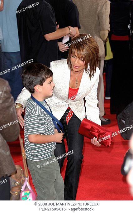 Dr. Seuss's: The Cat in the Hat Premiere 11-8-03 Paula Abdul Photo By Joe Martinez