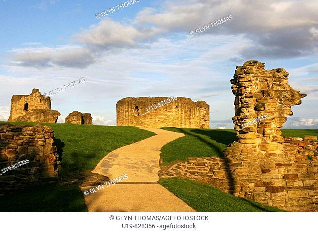 Flint Castle, Flint, North Wales