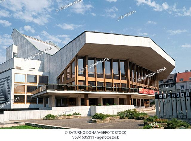 Gyori Nemzeti Szinhaz - Gyor National Theatre - Gyor - Hungary