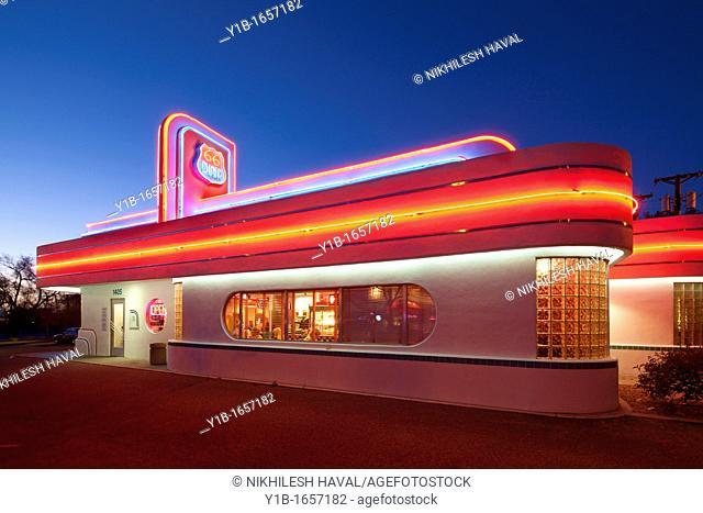 Route 66 Diner, Albuquerque