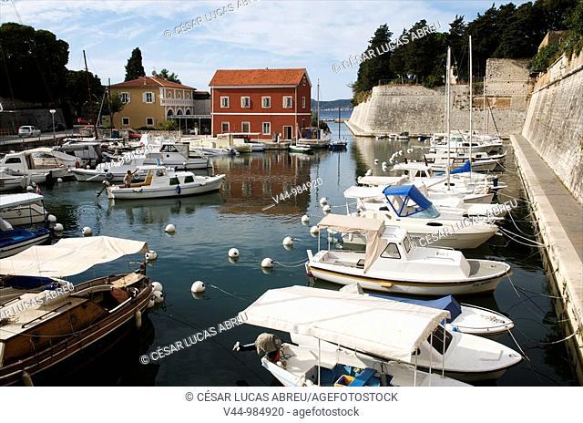 Marina de Zadar  Dalmacia, Croacia