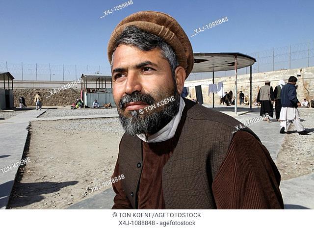 prison in Afghanistan