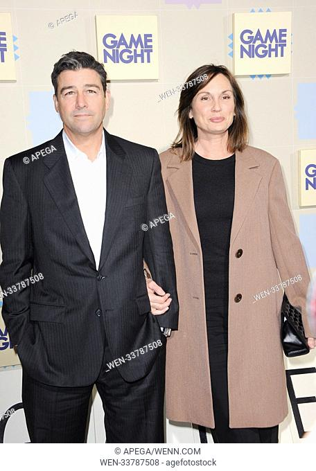 Premiere of New Line Cinema and Warner Bros. Pictures' 'Game Night' Featuring: Kyle Chandler Where: Los Angeles, California