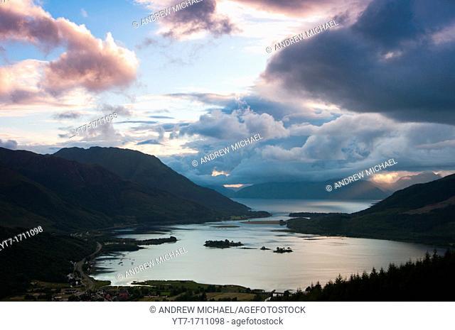 Loch Leven, Lochaber, Scotland