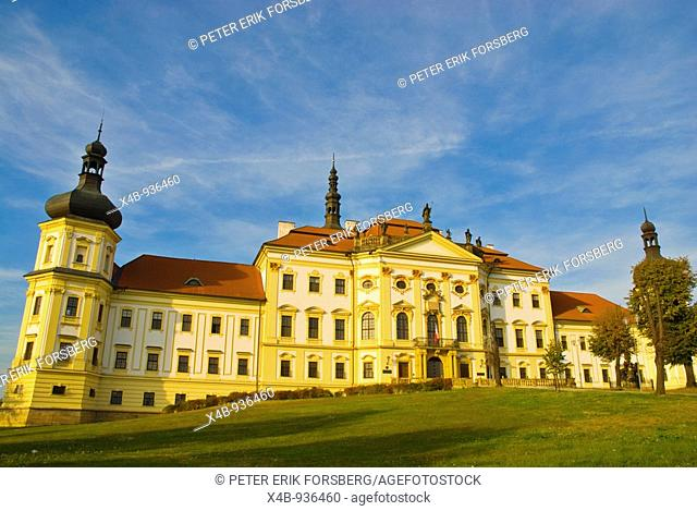 Hradisko monastery in Olomouc Czech Republic Europe