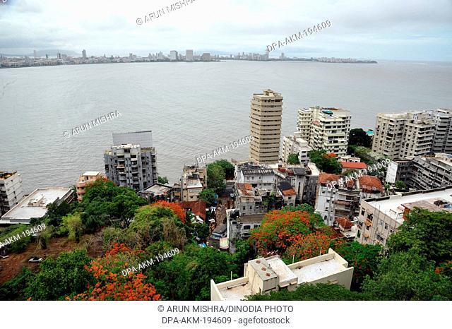 Malabar hill, mumbai, maharashtra, india, asia