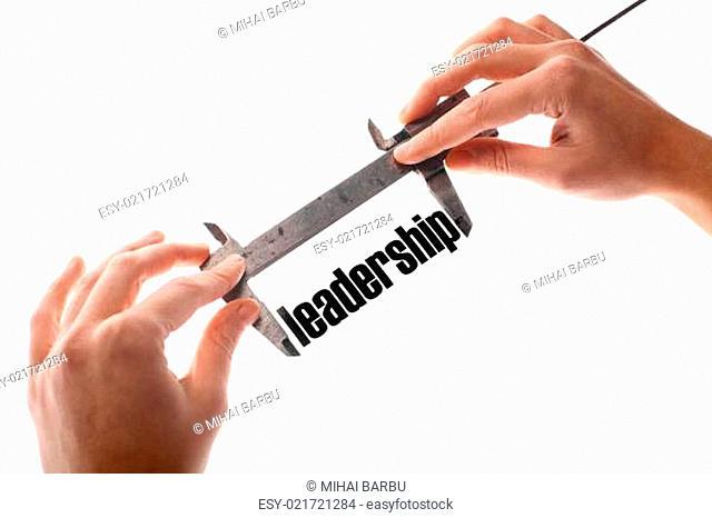 Measuring leadership