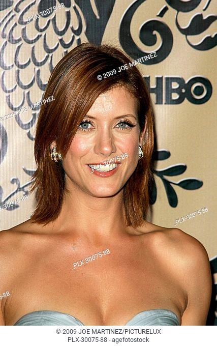 Kate Walsh at HBO's post award reception party following the 61st Annual Primetime Emmy Awards. Arrivals held at the Plaza, Pacific Design Center