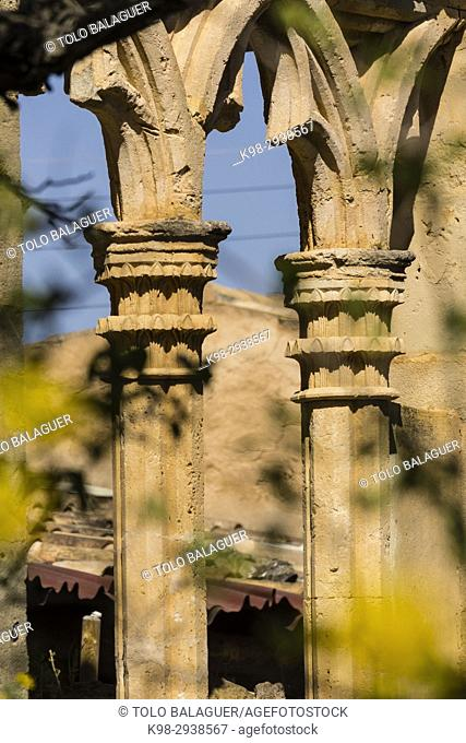 Monasterio de Miramar, Valldemossa, fundado en 1276 por Jaume II, a petición de Ramon Llull, Mallorca, Balearic Islands, Spain