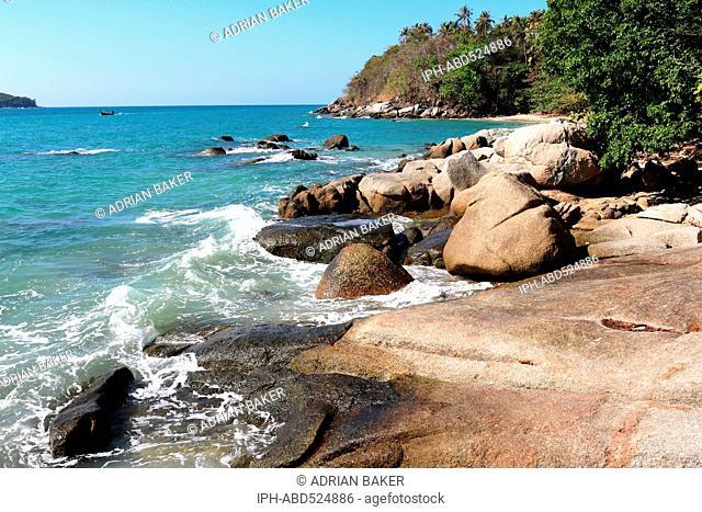 Thailand Phuket Rawai Laem Ka Yai