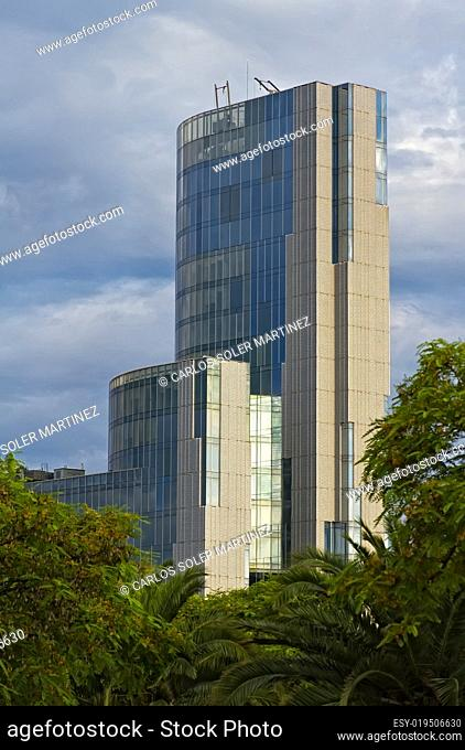 Barcelona Natural Gas Building