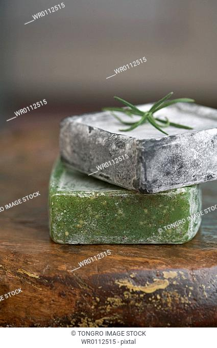 bath items/ soap two