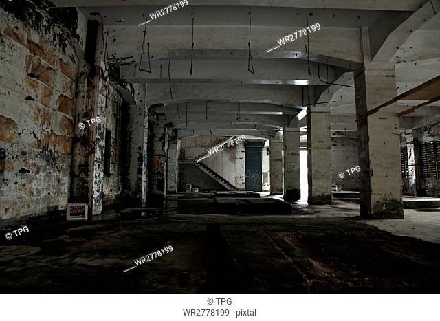 Desolate Corner
