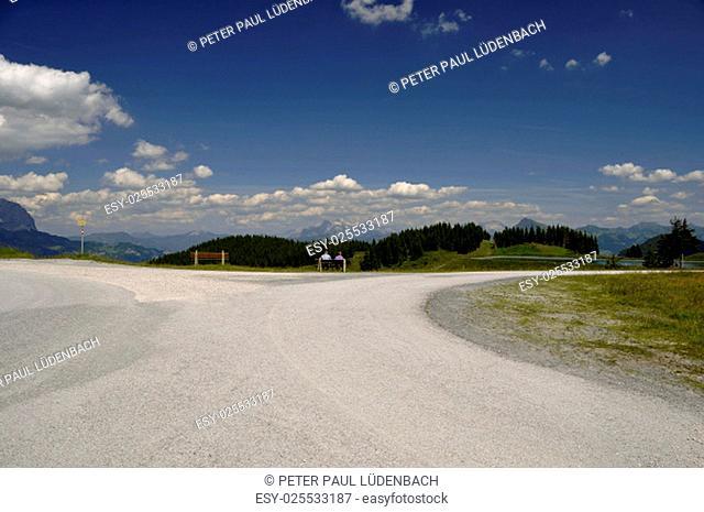 Österreich, wilder kaiser, Tirol, Alpen