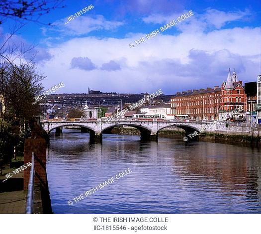 Saint Patrick's Quay, Cork City, Co Cork, Ireland