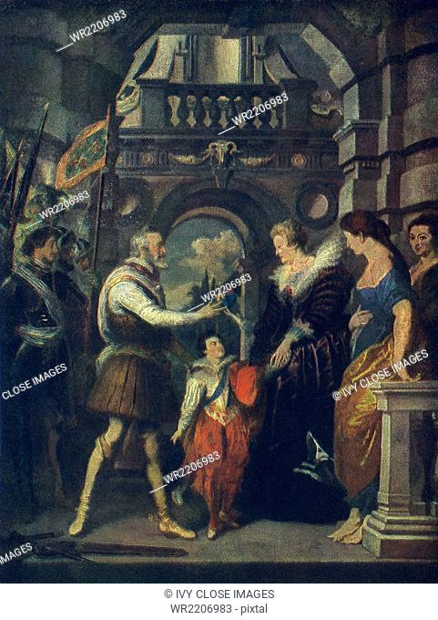 Peter Paul Rubens (1577-1640) was a Flemish Baroque painter. He was greatly acclaimed in his day and is regarded today as one of the foremost of the Western...