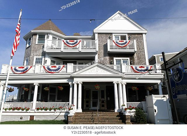 Anchor Inn, Provincetown, Massachusetts, USA