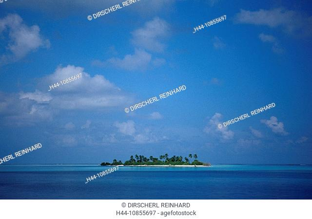 10855697, Maldives, Indian Ocean, Meemu Atoll, isl