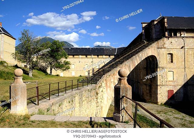 Barracks Mont-Dauphin Hautes-Alpes France