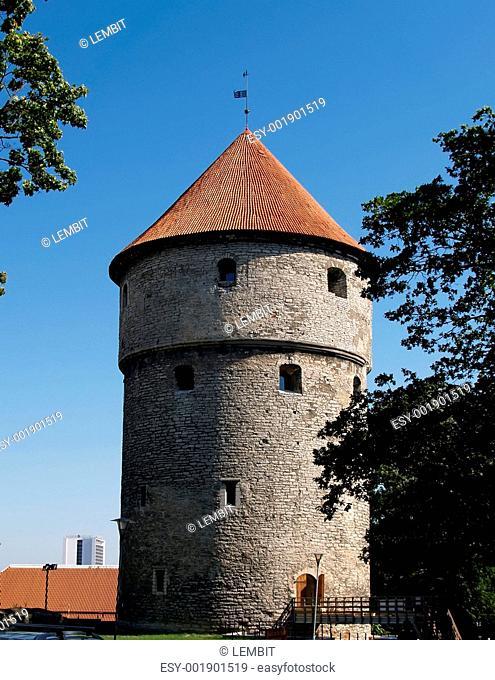 Kiek in de Kok tower in Tallinn