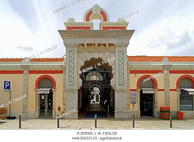 Mercado Municipal, Seiteneingang