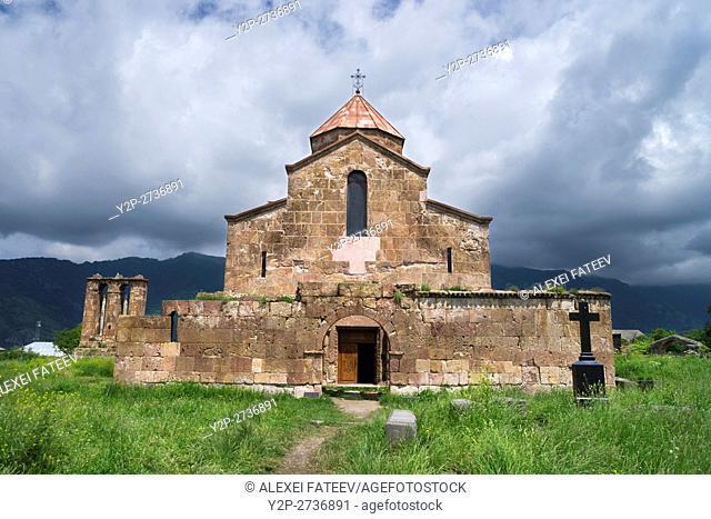 Odzun monastery in Armenia