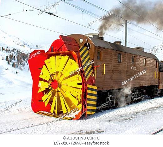 Snowplow steam