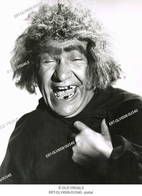 Laughing monster (OLVI008-OU340-F)