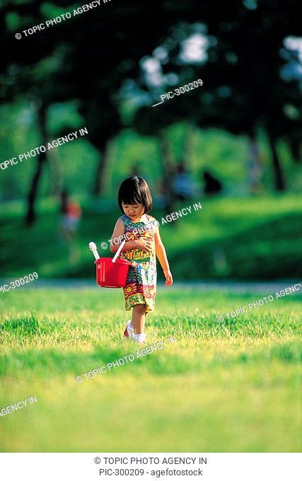 A Girl,Korean