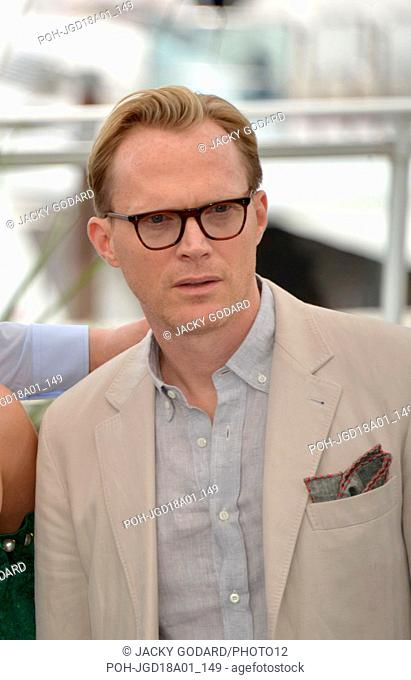 Paul Bettany Photocall 'Solo: A Star Wars Story' 71st Cannes Film Festival May 15, 2018 Photo Jacky Godard