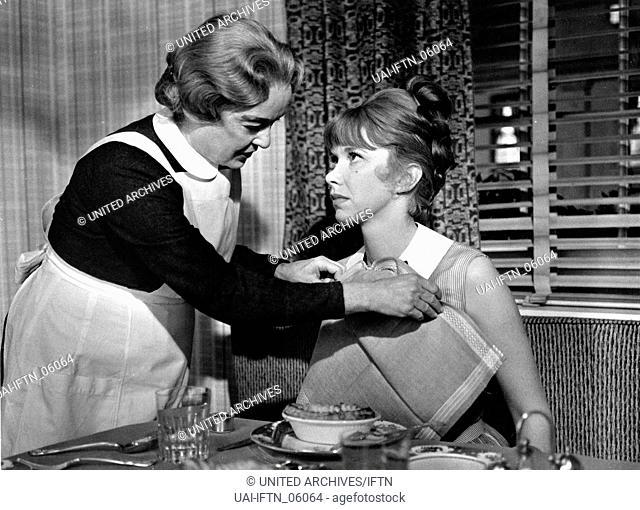The Nanny, aka: War es wirklich Mord ?, Großbritannien 1965, Regie: Seth Holt, Darsteller: Bette Davis, Jill Bennett