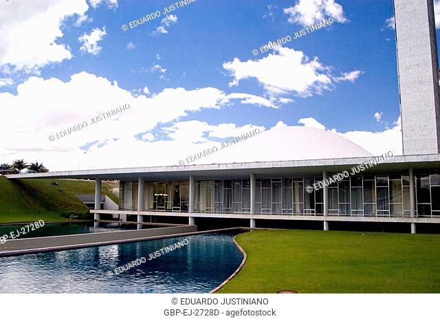 Federal senate, Camera, Distrito Federal, Brasília, Brazil