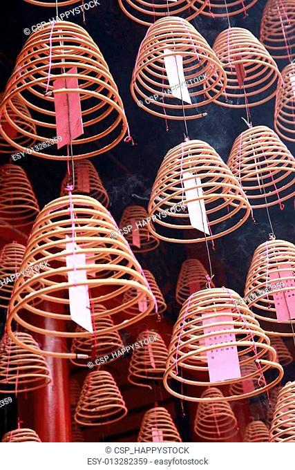 chinese joss sticks