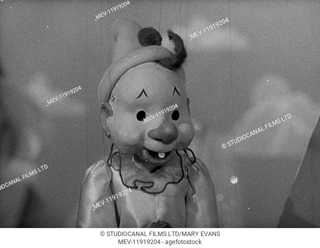 Torchy the Battery Boy (1957) TV series , Series One, Episode Seven, Torchy returns to Earth