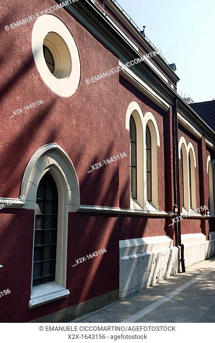 Church of St  Anthony, Sarajevo, Bosnia and Herzegovina, Europe