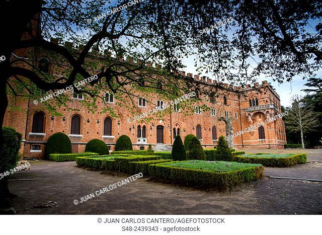 Castello di Brolio. Tuscany, Italy
