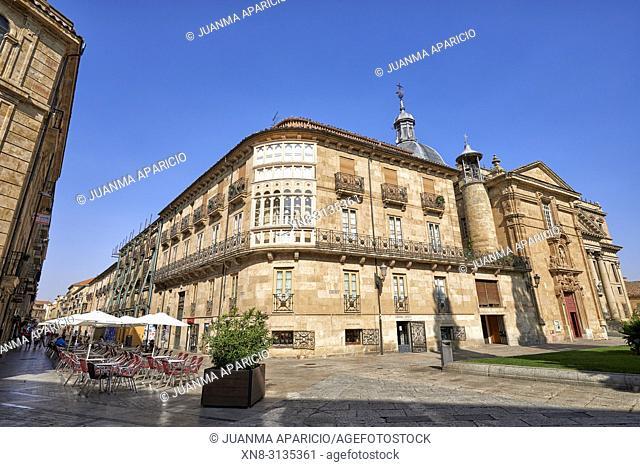 Plaza de Anaya, Salamanca City, Spain, Europe