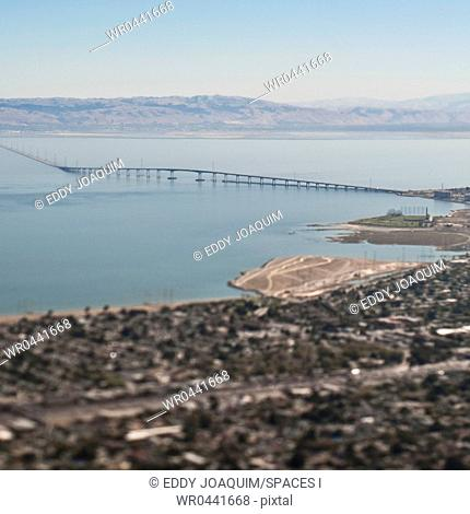 San Francisco Bay and Suburbia