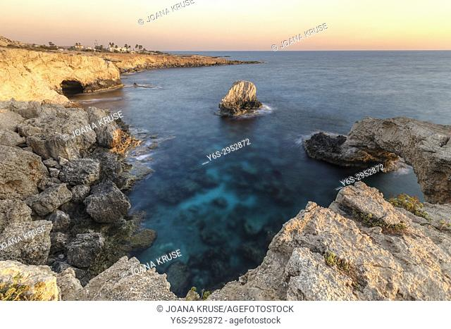 Love Bridge, Agia Napa, Cyprus