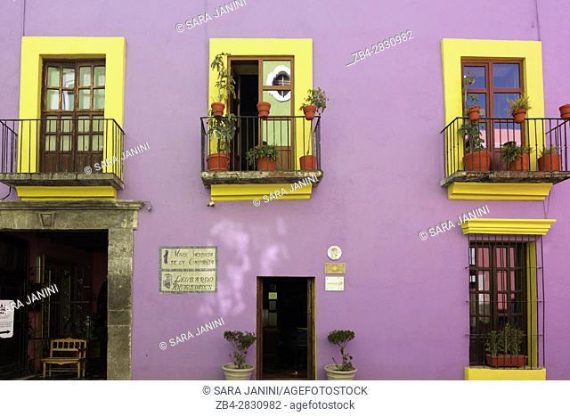 Puebla de Zaragoza, Estado de Puebla, México, América