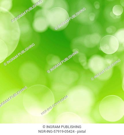 Natural spring and summer background with selective focus and copyspace