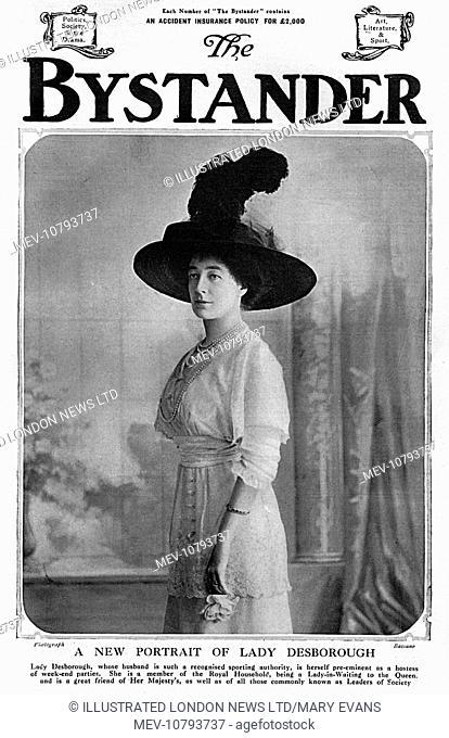 Ethel Anne Priscilla ('Ettie') Grenfell (née Fane), Lady Desborough (1867-1952), Wife of William Henry Grenfell, Baron DesboroughEttie, Lady Desborough