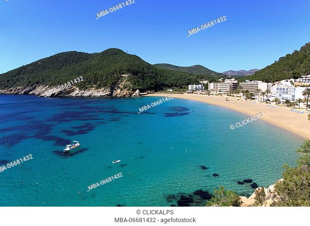 Cala de Sant Vicent, Ibiza Spain, Eivissa