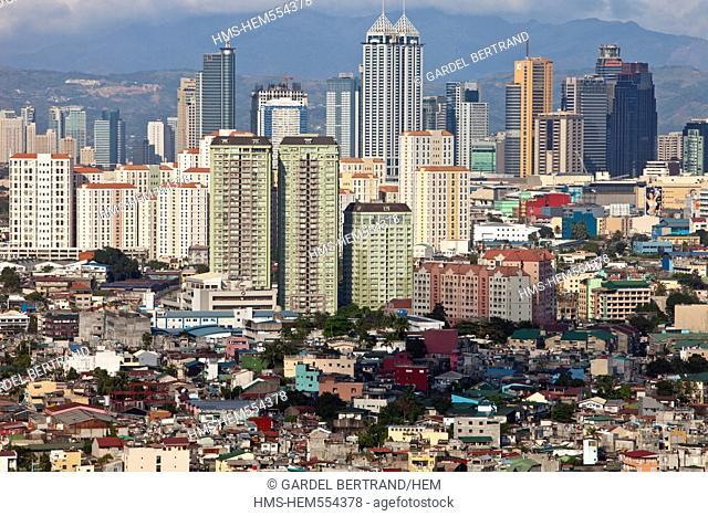 Philippines, Luzon island, Manila, Mandaluyong district