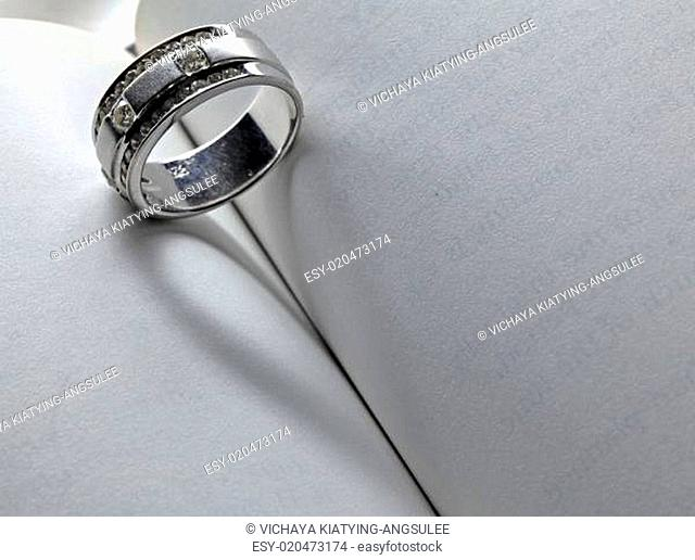 Ring Heart Book