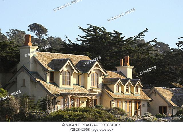 A home on 17-Mile Drive, Monterey Peninsula, California, United States