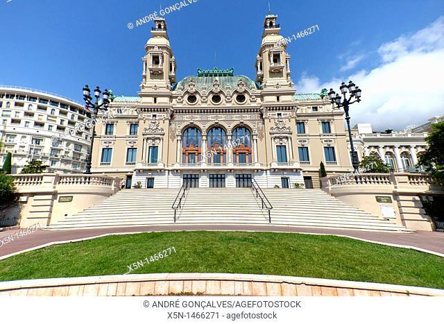 Casino of Monte Carlos, Monaco