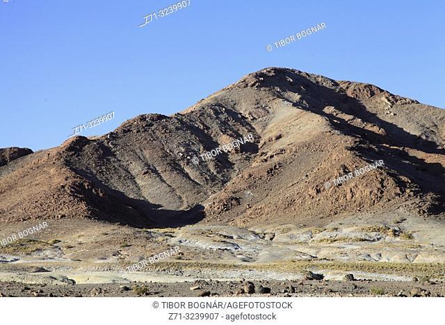 Chile, Antofagasta Region, Atacama Desert,
